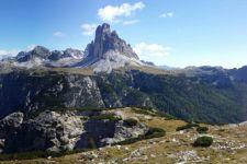 2014-15 Lehrerausflug zum Monte Piano in den Dolomiten