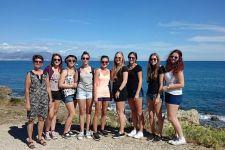 2016-17 Sprachreise der HLW Landeck nach Cannes