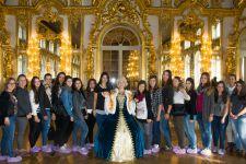 2015-16 Die HLW auf Sprachreise in St. Petersburg / Russland