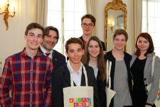 """2016-17 """"Die Welt auf meinem Teller"""" – SchülerInnen der HAK Landeck gewinnen Videowettbewerb"""