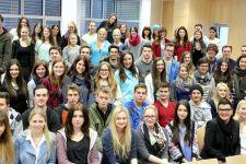 2014-15 Politik aus erster Hand - Abgeordnete zu Besuch an der Schule