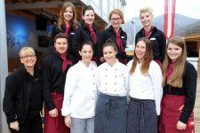 2013-14 Sotschi: Olympischer Geist im Österreich-Haus