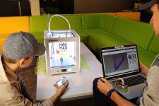 2017-18 3D-Drucktechnik im Rahmen der IT-Ausbildung an der HAK Landeck