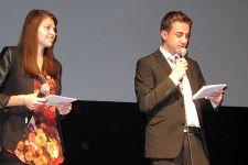 """2013-14 Projektpräsentationen der HAK im """"Alten Kino"""""""