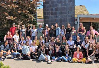 2018-19 Probieren, studieren, Erfahrungen sammeln und die Sonne genießen