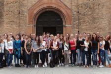 2014-15 Eine Reise der HLW Landeck nach Modena