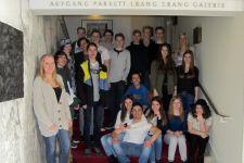 2014-15 Hinter den Kulissen - die 3. HAK in Innsbruck