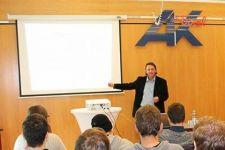 2014-15 Exkursion der 4. HAK-Klassen zur Arbeiterkammer Landeck