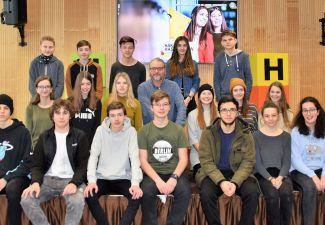 2018-19 Ein Fotografie-Workshop mit Thomas Böhm an der HAK Landeck