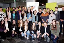 2014-15 Dem kleinen Glück auf der Spur - ein Projekt der 2. HAS
