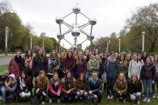 2015-16 Die HLW Landeck im Zentrum Europas