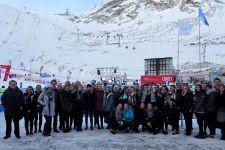 2017-18 Die HLW Landeck beim Schiweltcup-Auftakt in Sölden