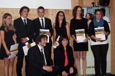 2013-14 Abschlussfeier und Zeugnisverteilung in der HAK