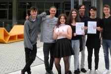 2015-16 Erfolgreiche Zertifizierung für die ÜFA der HAK Landeck