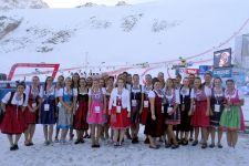 2016-17 Die HLW Landeck beim Ski-Weltcup in Sölden