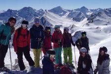 2014-15 Wintersporttag der HAK / HAS und HLW Landeck in Fiss