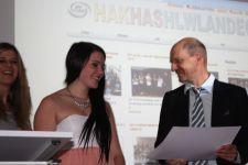 2013-14 Die HAS Landeck unterstützt das SOS-Kinderdorf in Imst