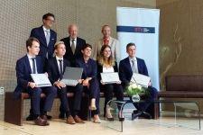 2017-18 Absolventin der HAK Landeck erhielt Stipendium der BTV