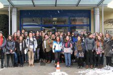 2017-18 Eine interessante Exkursion der Maturaklassen zu LKW-Walter