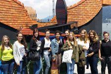 2014-15 Kultur in Bregenz - die 2HWB auf Exkursion
