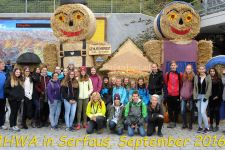2016-17 Fun und Animation der 1HWA in Serfaus
