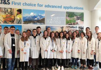 2018-19 Wirtschaft als spannendes Erlebnis - die HAK Landeck in der Steiermark