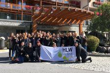 2017-18 Exkursion der 3. HLW-Klassen nach Sölden zum Hotel Central