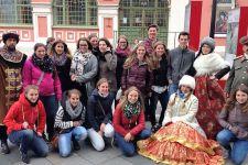 2016-17 Sprachreise der HLW Landeck nach Russland