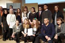 2014-15 Erfolgreiche Teilnahme am BHS-Femdsprachenwettbewerb
