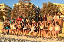 2017-18 Die 3. HLW verbrachte eine Sprachwoche auf Sardinien