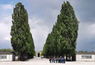 2018-19 Eine Exkursion im Rahmen des Geschichteunterrichtes nach Dachau