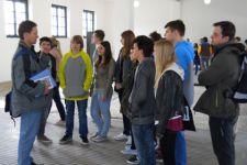 2014-15 Exkursion der 3. HAK-Klassen nach Dachau