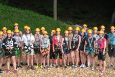 2014-15 Sommersportwoche der 2. HAK-Klassen