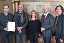 2016-17 Auszeichnung für die HAK/HAS Landeck für die Informatikausbildung