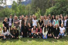 2016-17 Besuch der 3. HLW-Klassen beim Weingut Zoller-Saumwald