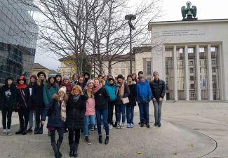 2019-20 Exkursion der HLW Landeck nach Innsbruck