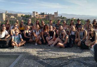 2019-20 Eine Sprachreise der HAK und der HLW Landeck nach Spanien