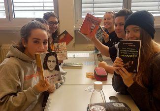 """2018-19 Die HLW Landeck besuchte einen """"literarischen Escape-Room"""""""