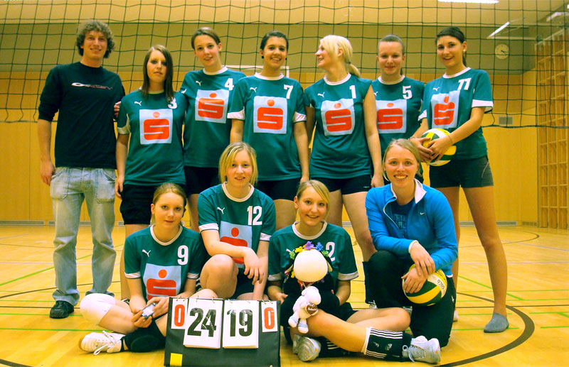 2010-11 Volleyball-Turnier
